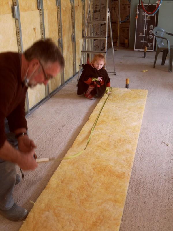 Laine de verre centerblog - Conductivite laine de verre ...